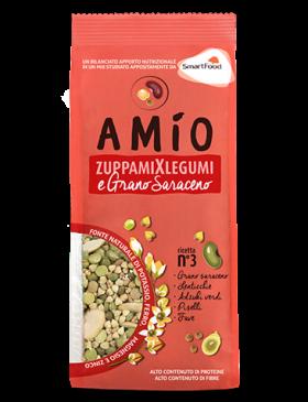 ZuppamiXlegumi e Grano Saraceno